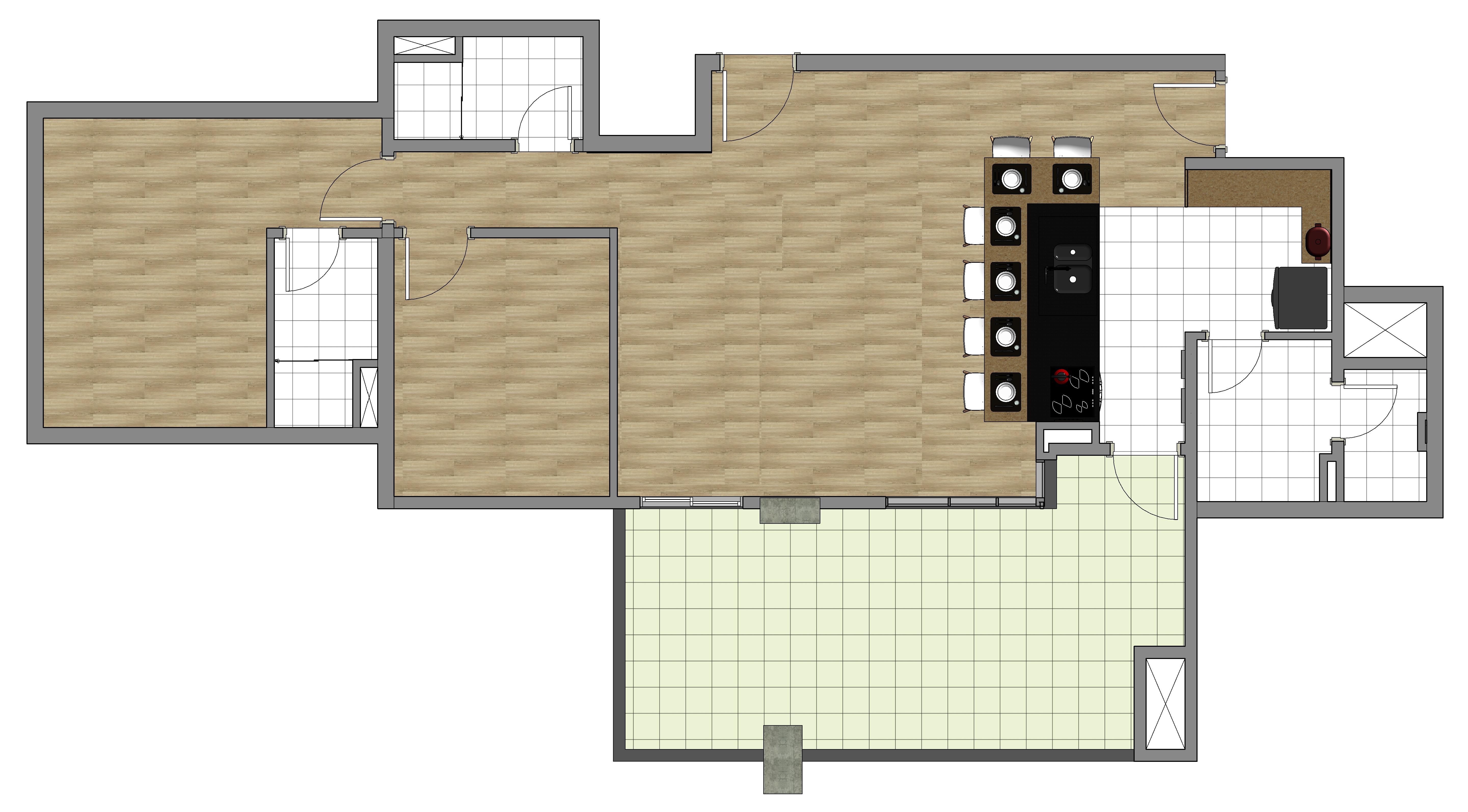 apartamento-203-primeiro-estudo